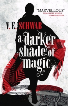 A Darker Shade of Magic Cover